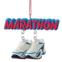 """Marathon"" Ornament."