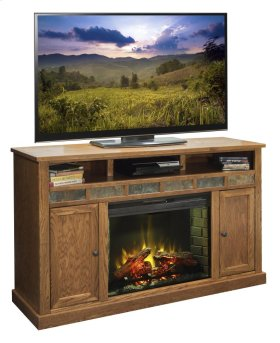"63"" Fireplace"