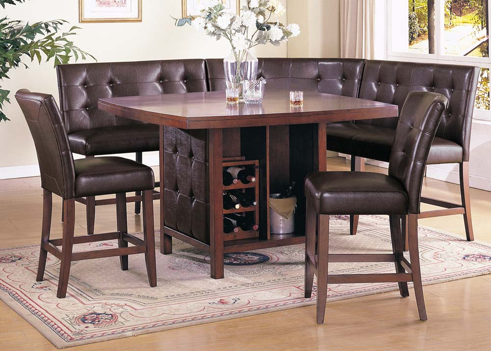 ... Additional Acme 07250 Bravo Counter Height Dining Room Set Houston Texas  USA Aztec Furniture ...