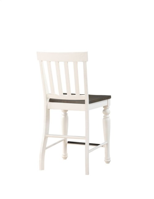 """Joanna Two Tone Counter Chair 20""""x23.5""""x42"""""""