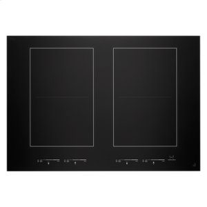 "Jenn-AirOblivion Glass 30"" Induction Flex Cooktop"