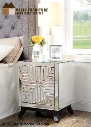 sports shoes 3fea2 cc367 Small Mirrored Cabinet