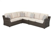 Cascade Sectional