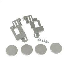 """Laundry Stacking Kit for 24"""" Front Load Washer & Dryer"""