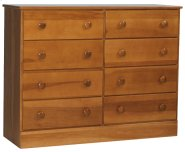 Dover 8 Drawer Dresser Product Image