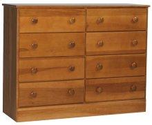 Dover 8 Drawer Dresser