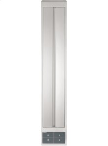 Vario downdraft ventilation 400 series VL 431 707 Stainless steel frame Air extraction Control unit
