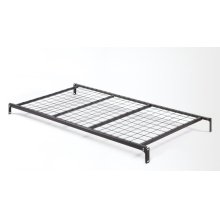 Black Metal Daybed Link Spring