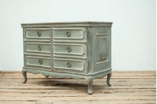 Serpentine French Commode