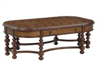 Compliments Cocktail Table Product Image
