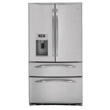 GE Profile Series 24.8 Cu. Ft. Refrigerator with Armoire Styling