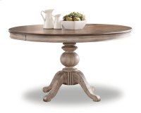 Plymouth Round Pedestal Dining Table Product Image
