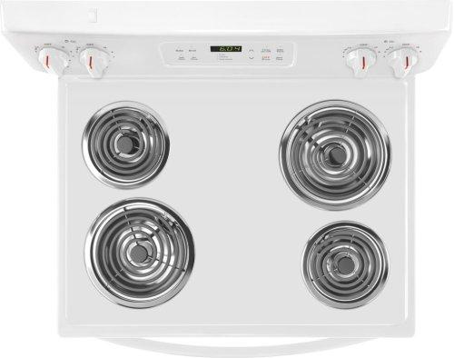 Crosley Electric Range - White
