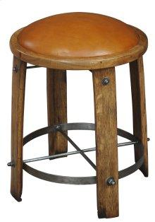 Wine Barrel Staves Stool