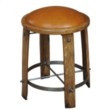 Wine Barrel Staves Stool