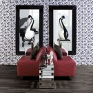 Tapered Mirrored Pedestal Product Image