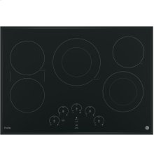 """GE Profile™ Series 30"""" Built-In Touch Control Electric Cooktop"""