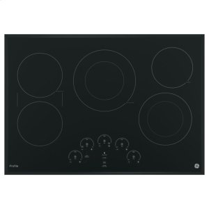"GE ProfileSeries 30"" Built-In Touch Control Electric Cooktop"