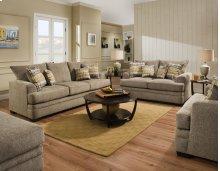 3650 - Perth Pewter Sofa