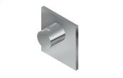 Square M-Series Thermostatic Valve Trim with Handle