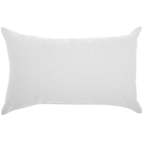 "Trendy, Hip, New-age L1001 Pewter 14"" X 22"" Throw Pillows"