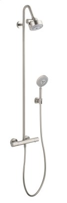 Brushed Nickel Citterio M Showerpipe Product Image