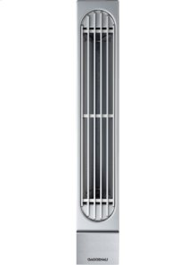 Vario downdraft ventilation 200 series VL 040 714 Stainless steel control panel Expansion element Air extraction/recirculation with remote fan unit AR 400/401/413