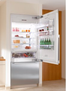 "30"" Refrigerator-Freezer (Bottom Mount) (Integrated, right-hinge)"