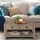 Perspectives - Small Coffee Table - Sun-drenched Acacia Finish Product Image