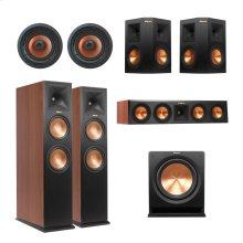 RP-280 Vinyl 5.1.4 IC Dolby Atmos® System - Cherry Vinyl