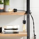 2 cords for wall outlet - Black Product Image