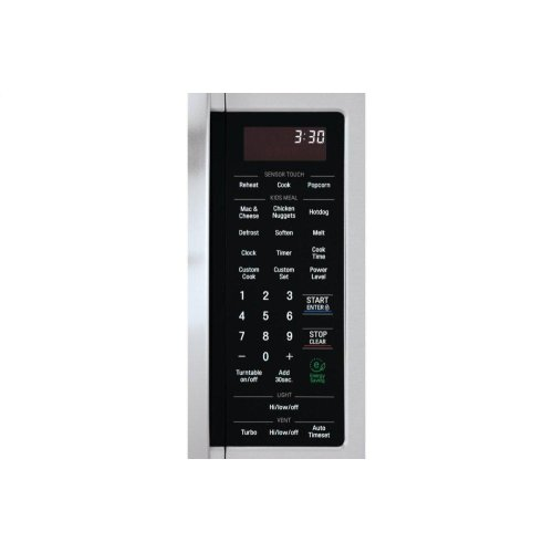 2.2 cu.ft. Over-the-Range Microwave Oven