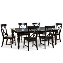 Roanoke Four Leg Dining Table
