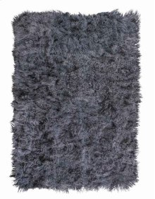 Moritz Mor01 Smoke Rectangle Rug 5'3'' X 7'5''