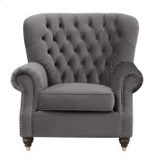 Emerald Home Capone Accent Chair Platinum U3545-05-13