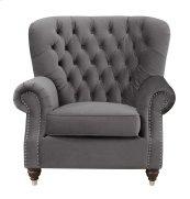 Emerald Home Capone Accent Chair Platinum U3545-05-13