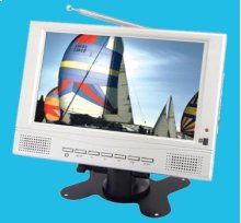 "7"" TFT LCD Color TV"