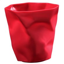 Lava Pencil Holder in Red