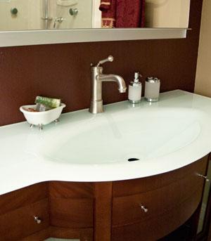Additional Venetian-Bronze Single Hole Lavatory Faucet