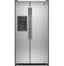 GE® ENERGY STAR® 24.7 Cu. Ft. Side-By-Side Refrigerator