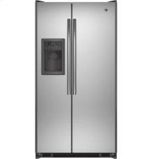 GE® ENERGY STAR® 24.7 Cu. Ft. Side-By-Side Refrigerator