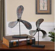 Propellers Sculpture, S/2