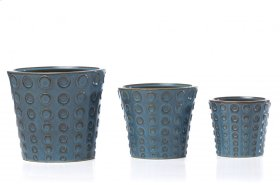 Tomorrow Cachepot - Set of 3