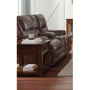Power Motion Console Loveseat