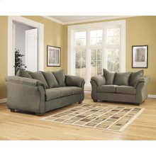 Signature Design by Ashley Darcy Living Room Set in Sage Microfiber [FSD-1109SET-SAG-GG]