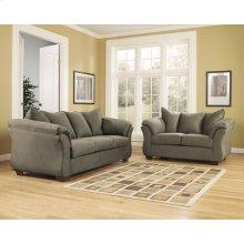 Signature Design by Ashley Darcy Living Room Set in Sage Microfiber [FSD-1109SET-SAG-GG]