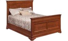 Versailles Panel Bed Twin