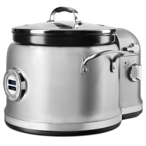 KitchenAid4-Quart Multi-Cooker with Stir Tower Accessory - Stainless Steel