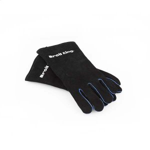 Broil KingLeather Grill Gloves