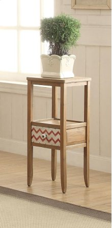 Squiggly Dee Accent Table